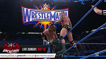 Randy Orton vs. AJ Styles: SmackDown, March 7, 2017 (Full Match)