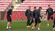 Spain: PSG comeback win could inspire Barcelona return for Man U – Solksjaer