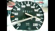 Най Бързият Opel Kadet Ускорение