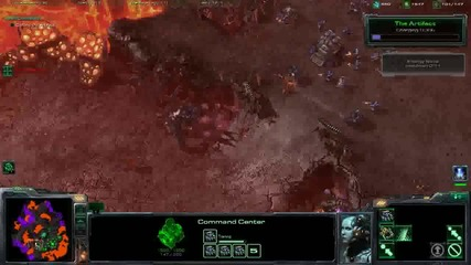 starcraft 2 all in last mission wings of liberty hd 1 4