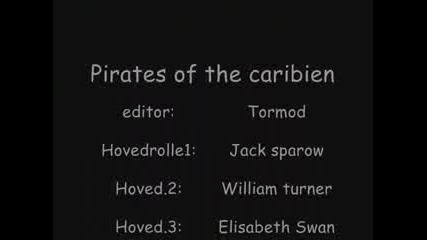 The Pirates Of The Caribien - Pictures
