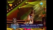 Поля Иванова - Големите надежди 1/4-финал - 14.05.2014 г.