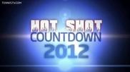 Tennis - Hot Shot Countdown 2012 - Top Ten!