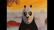 Кунг - Фу Панда (2008) Бг Аудио ( Високо Качество ) Част 10 Филм
