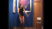 Лудо видео на Деян Неделчев - Автостоп !!!!!!!
