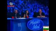Дарко Илиевски - Може би - първи голям концерт в Music idol 3