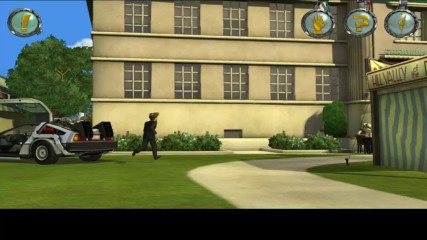 Back to the future game episode 4 part 1