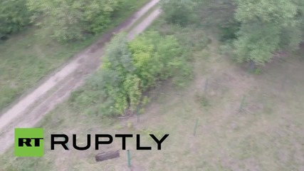 Russia: Drone captures Topol-M missile drills in Moscow region