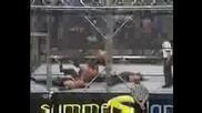 Undertaker & Kane vs Ddp & Kanyon - Cage Match Part 2