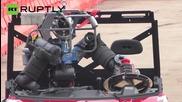 Южнокорейски робот спечели 2млн долара за създателите си на най-голямото състезание за роботи