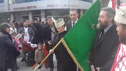 3 март 2020 г. Бургас чества Националния празник на България!