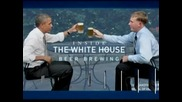 Обама разкри рецептата на домашната си бира