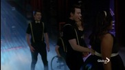 Glee Cast - Fly / I Believe I Can Fly (с03 е14 - On My Way) Hd
