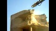 Разрушване на сграда