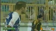 29.08.2010 Анжи - Сибир 1 : 0 Mач от Руската Висша Лига