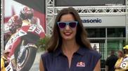 Motogp™ 2015 Момичетата от Гран При Индианаполис