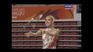 2015 Универсиада - Ритмично гимнастика Бухалки
