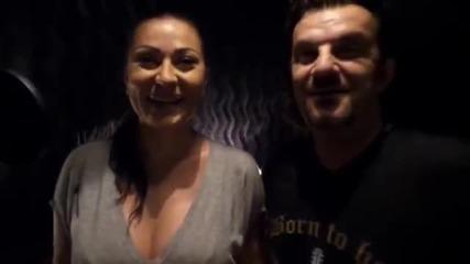 Aca Lukas i Ceca - Ne zanosim se ja - (Intervju za Scandal)