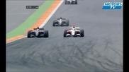 Titre Baguette Formule Renault 3.5 Motorland 2009