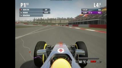 F1 2012 5 невероятни обиколки в Тексас