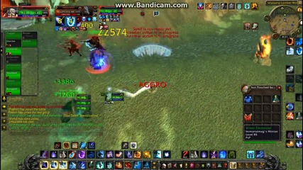 wow 85 lv frost mage pvp