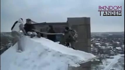 Такова нещо се вижда само в Русия!