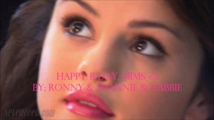 Touchin On My || happy b - day mimi x33