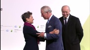 France: David Cameron and Prince Charles join leaders at UNCOP21