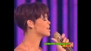 Rihanna - Take A Bow @ FNMTV