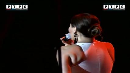 Ceca - Volim te - (Live) - Modrica - (Tv Rtrs 2014)
