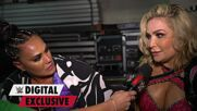 Natalya & Tamina are stunned after Women's Tag Team Championship defeat: WWE Digital Exclusive, Sept. 20, 2021