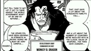 One Piece Manga - 803 Climbing the elephant
