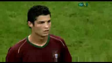 Историята на Кристиано Роналдо (част 2)