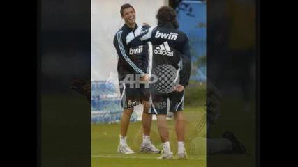 Cristiano Ronaldo !!!new!!! in Real Madrid
