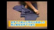 Как Се Сгъва Тениска