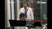 Vip Brother 3 - Ицо Хазарта пиян на мотика ! Смях ! 07.04