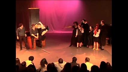 A Very Potter Musical (действие 1, част 6)