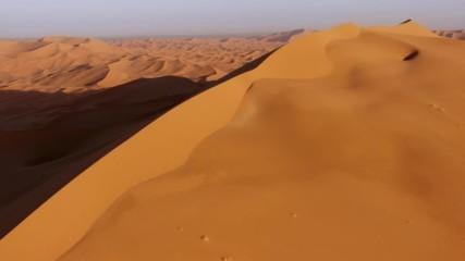 Сахара великата пустиня (