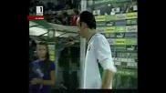 Интервю с Димитър Бербатов след мача България Черна Гора