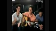 Jonas Brothers Live Chat 22/08/09 All Songs