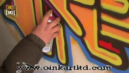 2010 Sabotaz graffit