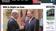 Bibi Is Right on Iran