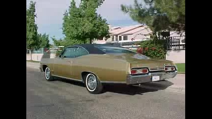 Chevy Impala През Годините