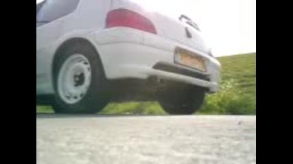 Peugeot 106 Rallye S2