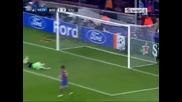 Barcelona vs Stuttgart 4 - 0 All Goals and Highlights Champions League 17032010