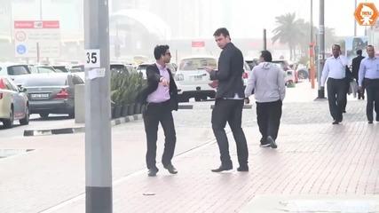 Експеримент: Загубен портфейл Дубай