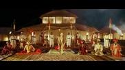 Jodhaa Akbar - песента от сватбата с бг. превод