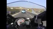 Suzuki Gsrx1000cc k7 вдига 296km/h