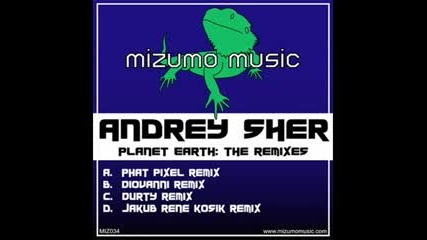 Andrey Sher - Planet Earth (phat Pixel Rmx)