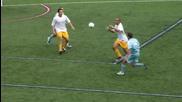 Интересен спорт - Смесица между футбол, баскетбол, ръгби